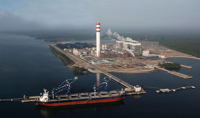 Tanjung Bin Power Station Zelan Berhad